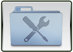 site tools icon